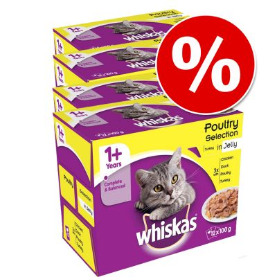 Are Whiskas Cat Food Pouches Recyclable