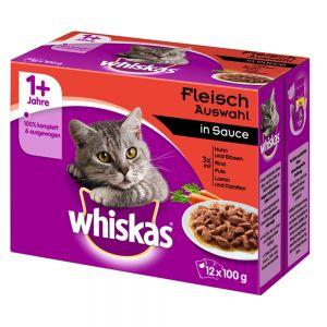 Whiskas mokra hrana za mačke