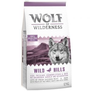 Wolf of Wilderness Hundefutter