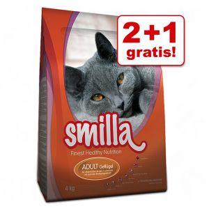 krmivo pro kočky smilla