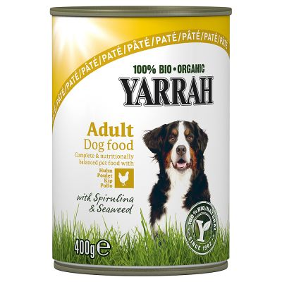 Organic Canned Food For Dogs