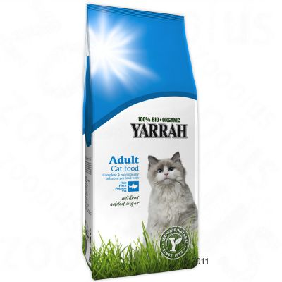 Yarrah Organic with Fish
