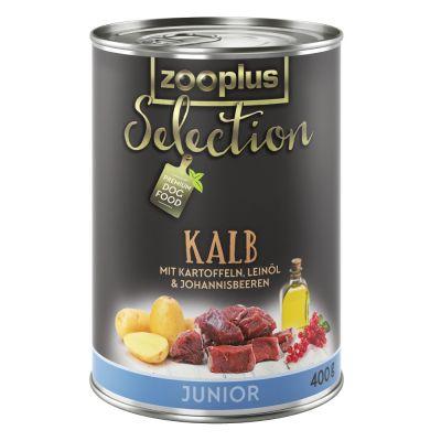 zooplus Selection Junior Vitello