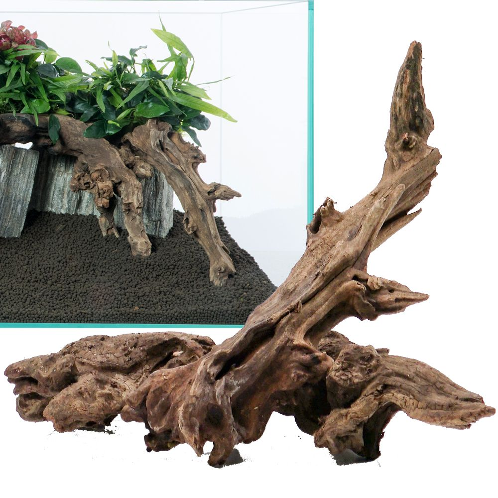 River Driftwood - Aquarium Decoration