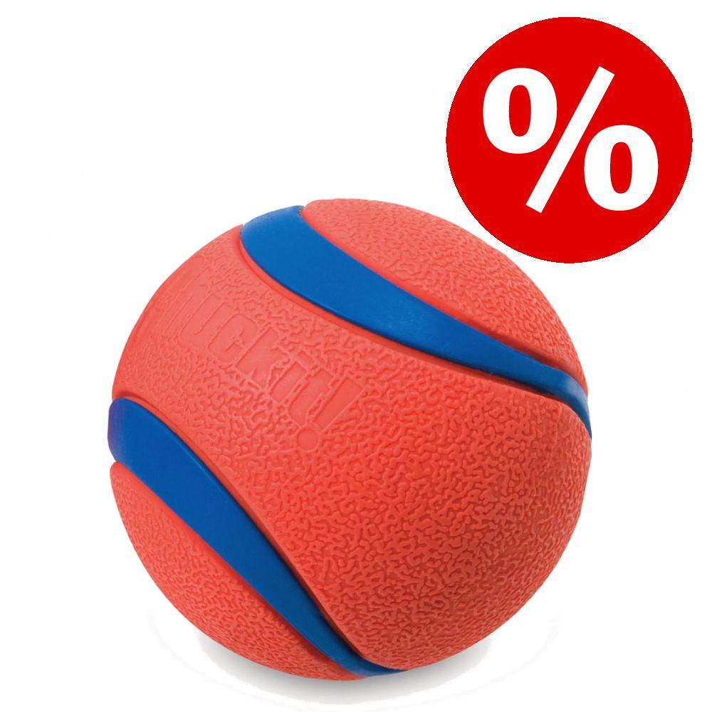 Chuckit! Ultra Ball hundleksak till sparpris! - 1 st, ca Ø 6,5 cm (M)
