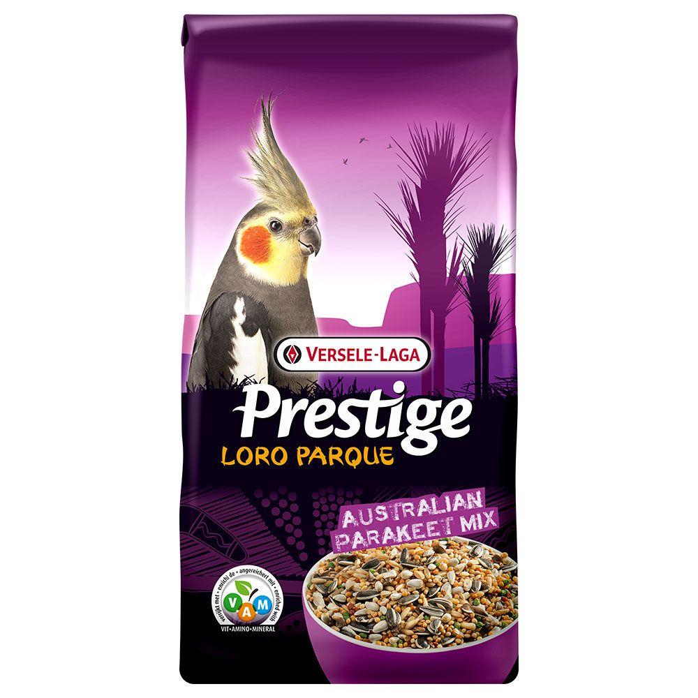 Prestige Loro Parque Australian Parakeet Mix - 2,5 kg