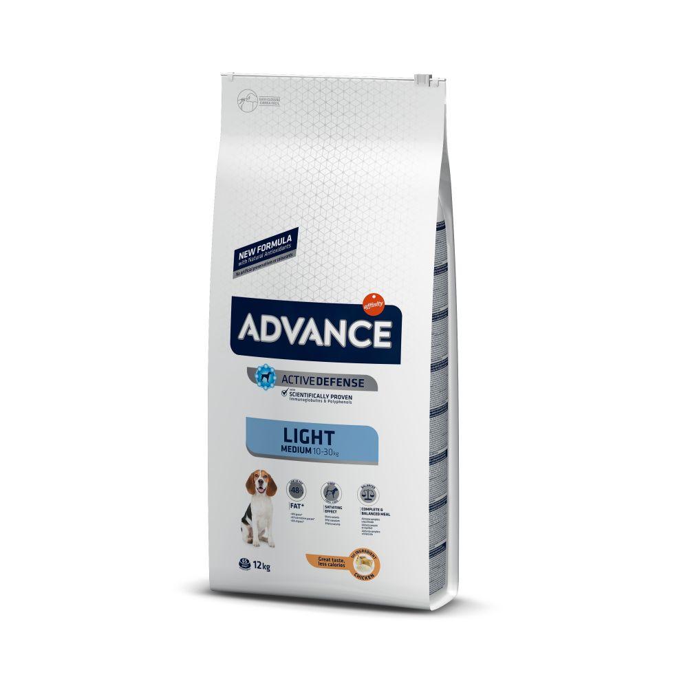 Bilde av Advance Medium Light Chicken - Økonomipakke: 2 X 12 Kg