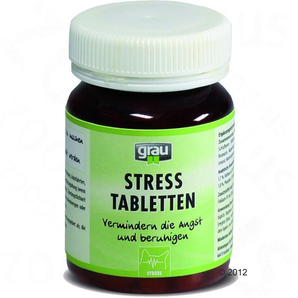 Complément alimentaire anti-stress Grau - 120 comprimés
