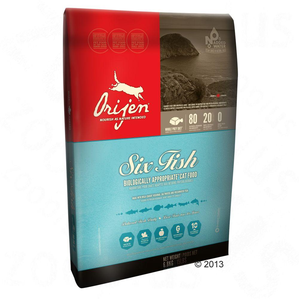 Fisch Katzenfutter - 6,8 kg