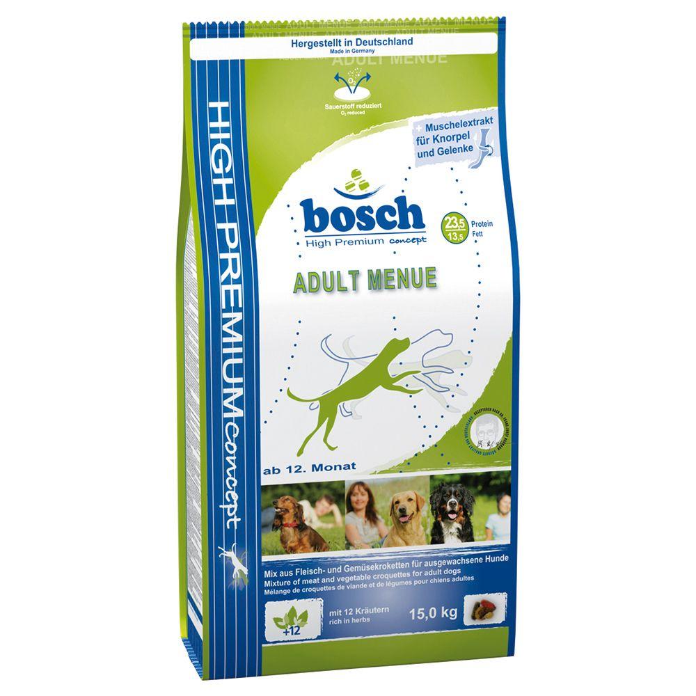 Bosch Adult Menue - 15 kg