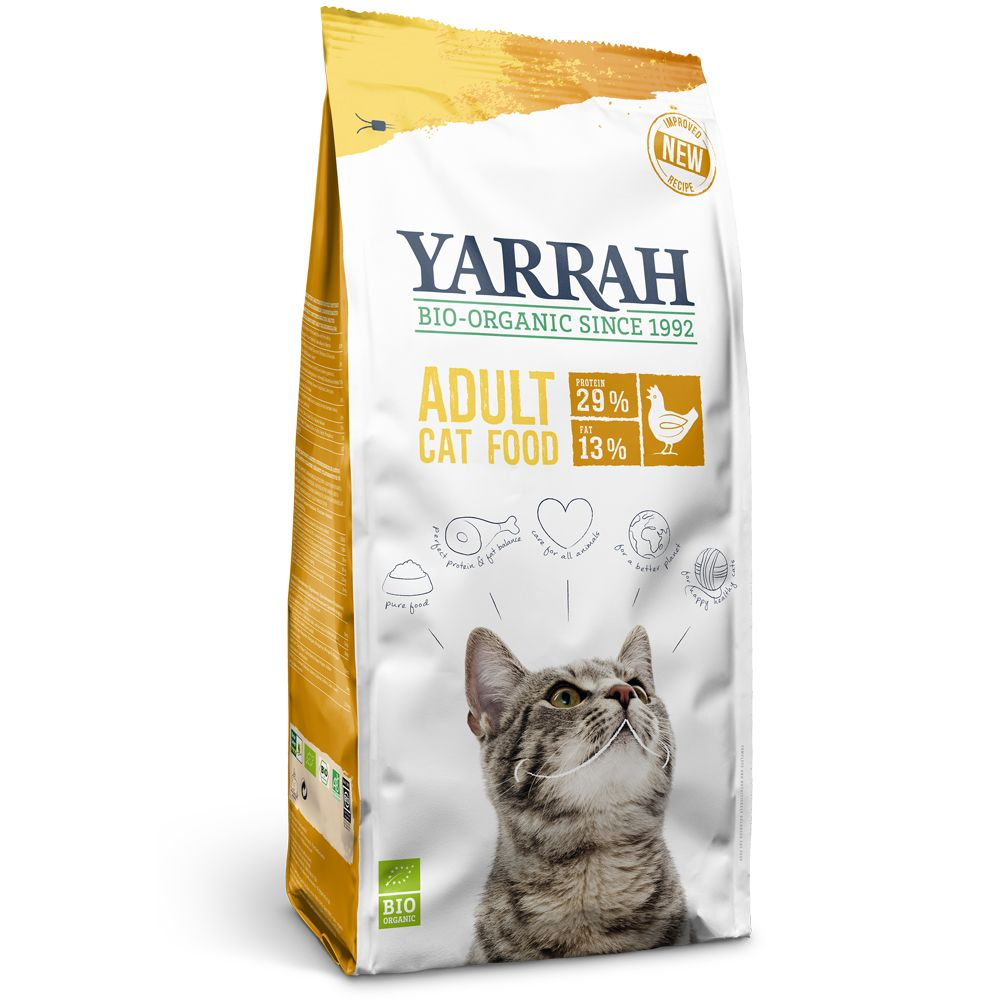 Organic Chicken Yarrah Dry Cat Food