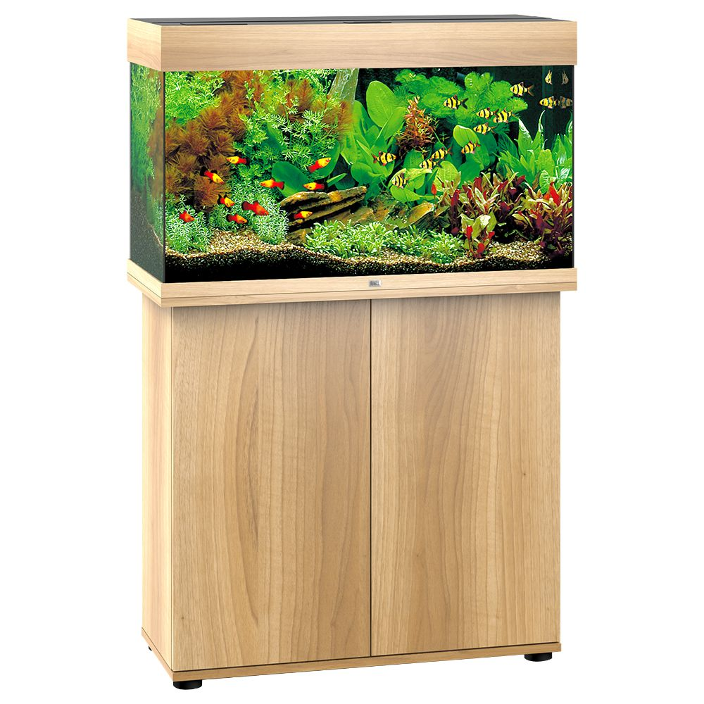Akwarium Juwel Rio 125 LED SBX - ciemnobrązowe