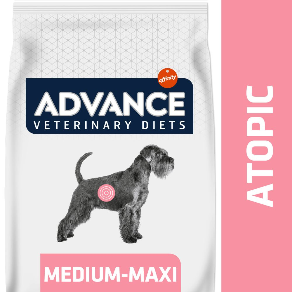 Bilde av Økonomipakker: 2 Poser Affinity Advance Veterinary Diets - Atopic Care (2 X 12 Kg)