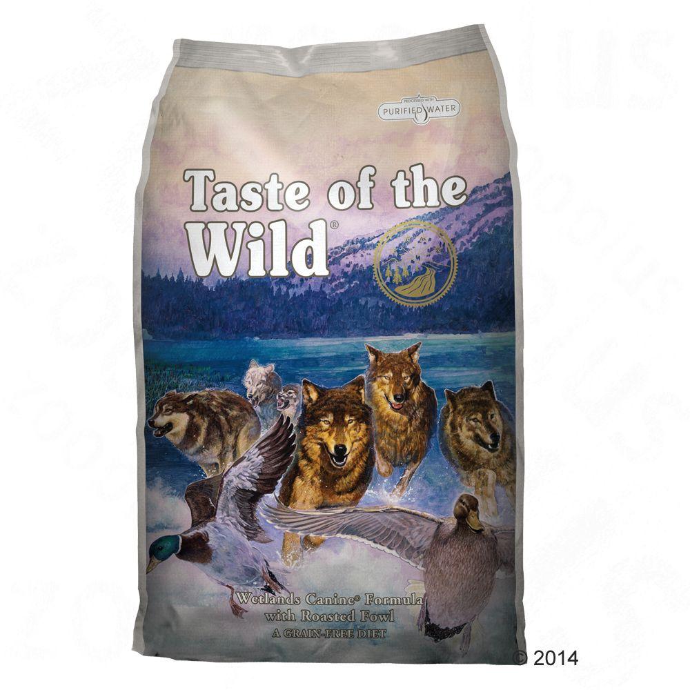 Taste of the Wild Wetland