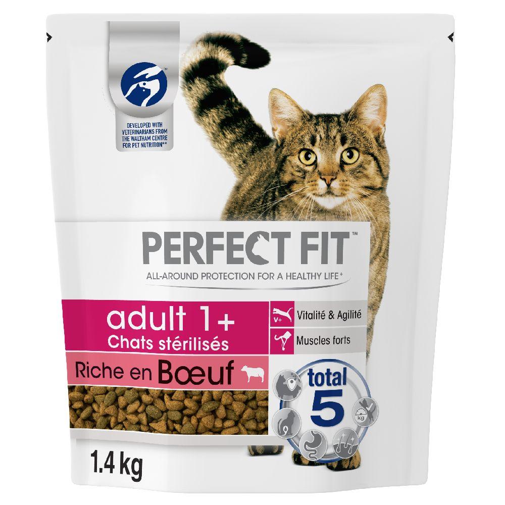 Perfect Fit Sterile 1+ Nötkött - Ekonomipack: 5 x 1,4 kg