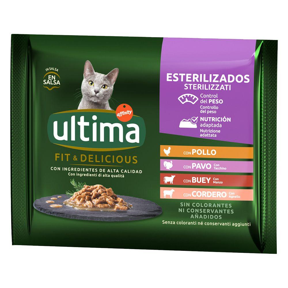 Bilde av Ultima Cat Sterilized 48 X 85 G - Fiskeutvalg