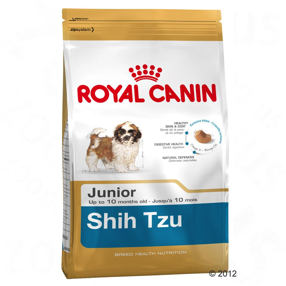 Chien Croquettes Royal Canin Breed Shih Tzu