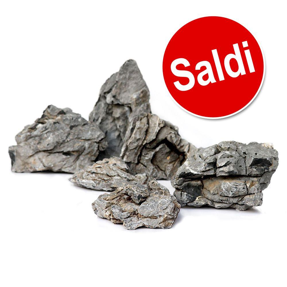Image of Mini-paesaggio in pietra Seiryu - Set 100 cm, 10 pz