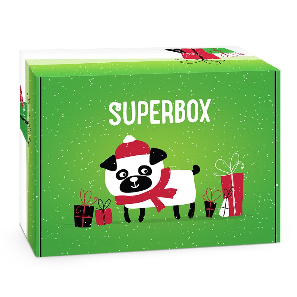 zooplus Gift Box for Dogs - Gift Box 2018