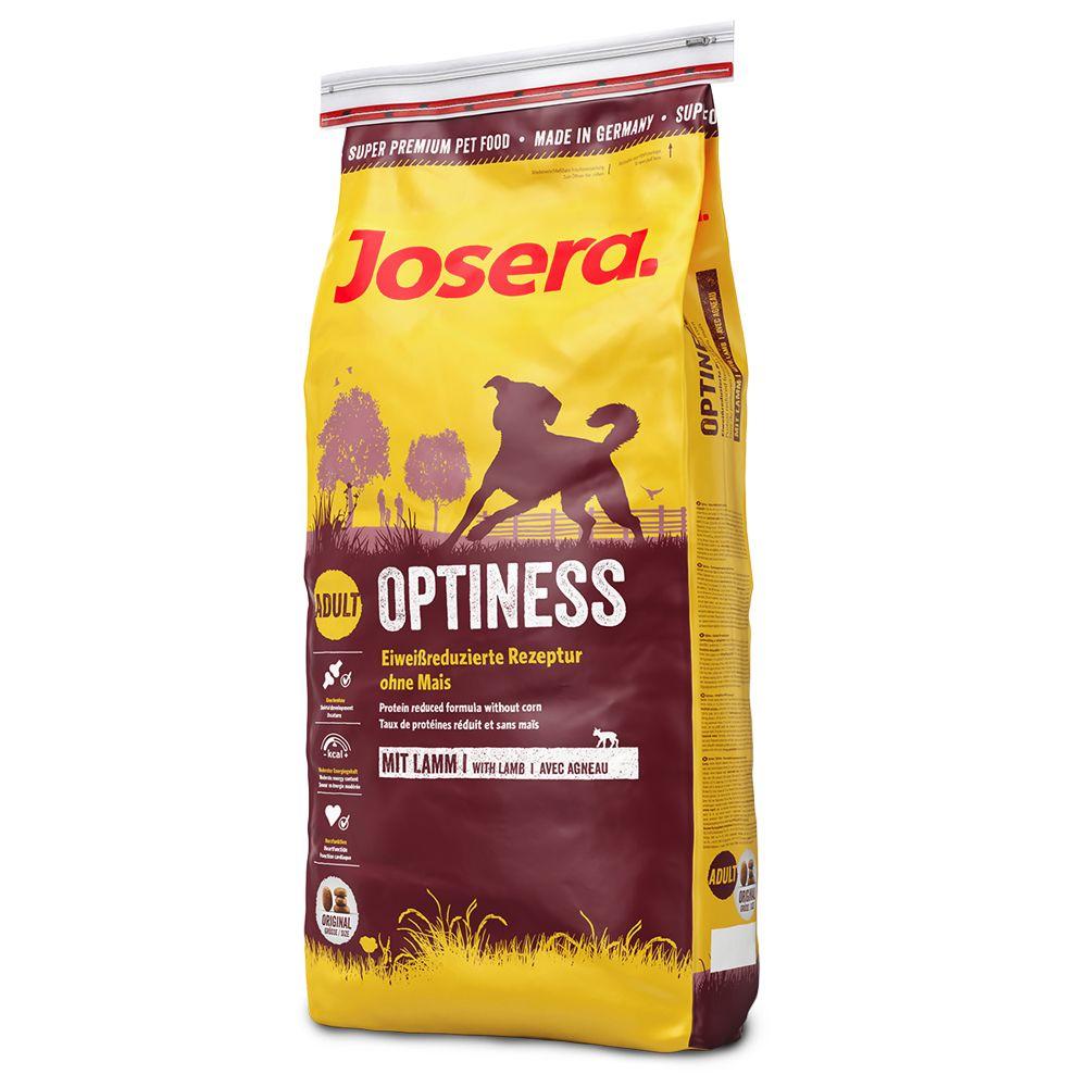 Josera Optiness pour chien - 2 x 15 kg