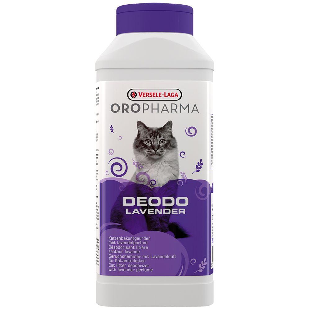 Versele-Laga Oropharma Deodo Geruchsbinder - 2 x Lavendelduft à 750 g