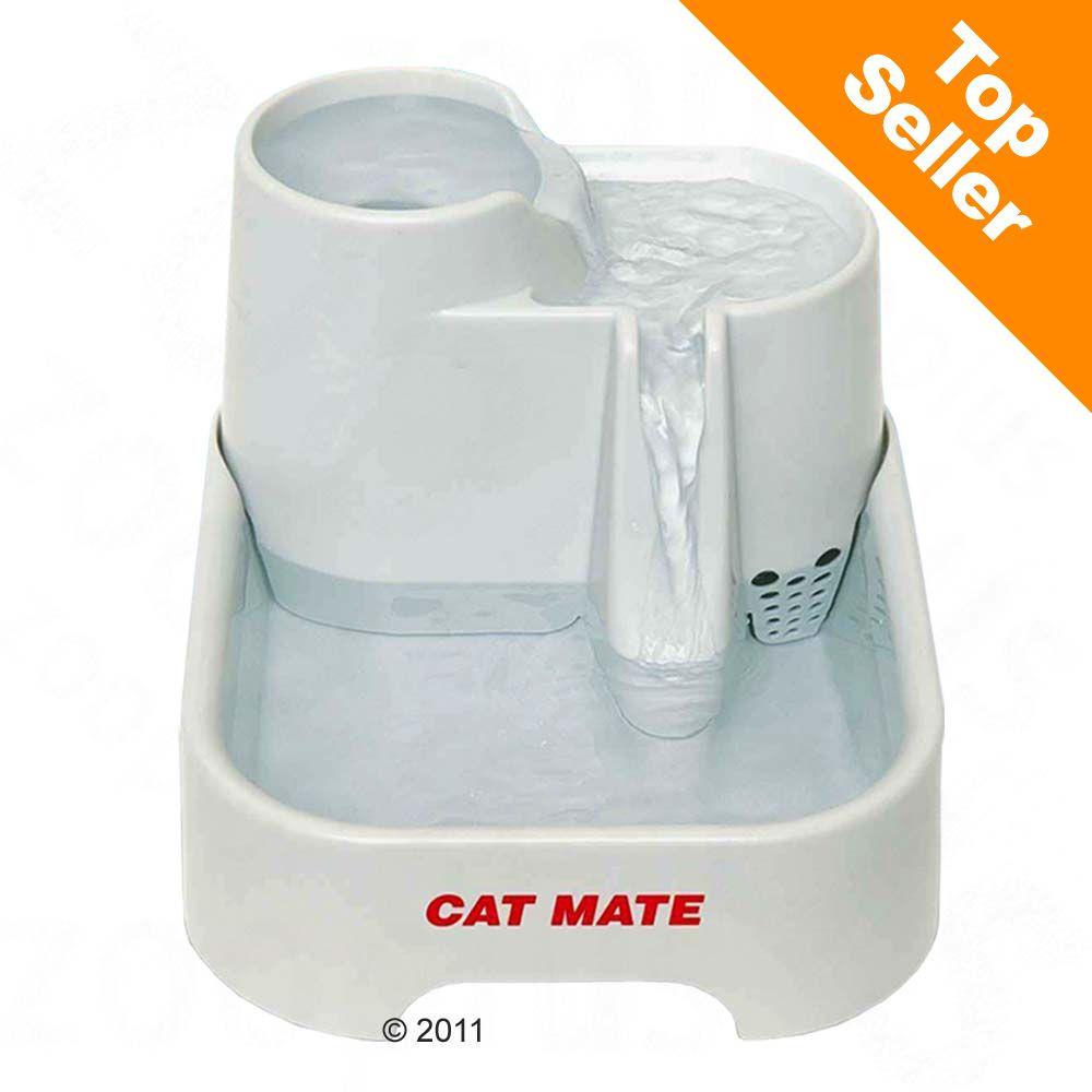 Cat Mate vattenfontän - Ersättningsfilter (2 st)