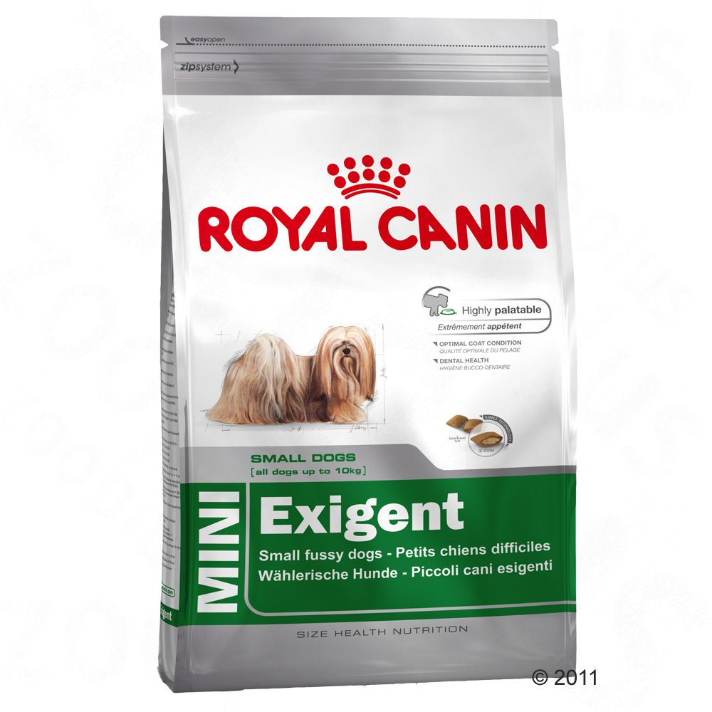 Royal Canin Mini Exigent pour chien - 2 kg