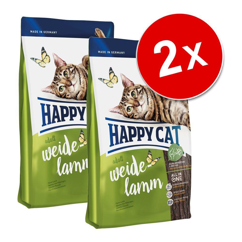 Chat Croquettes Happy Cat Lots économiques croquettes pour chat Happy Cat