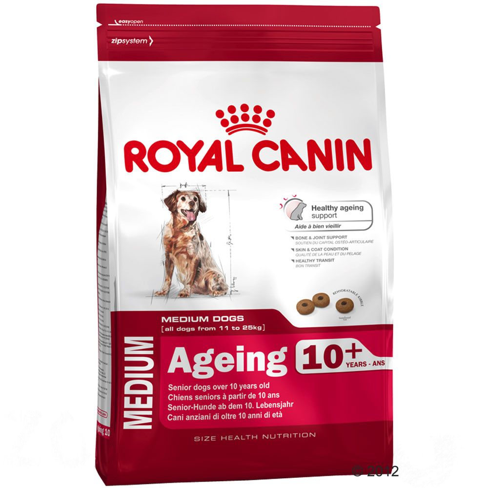Royal Canin Medium Ageing 10+ - 15 kg