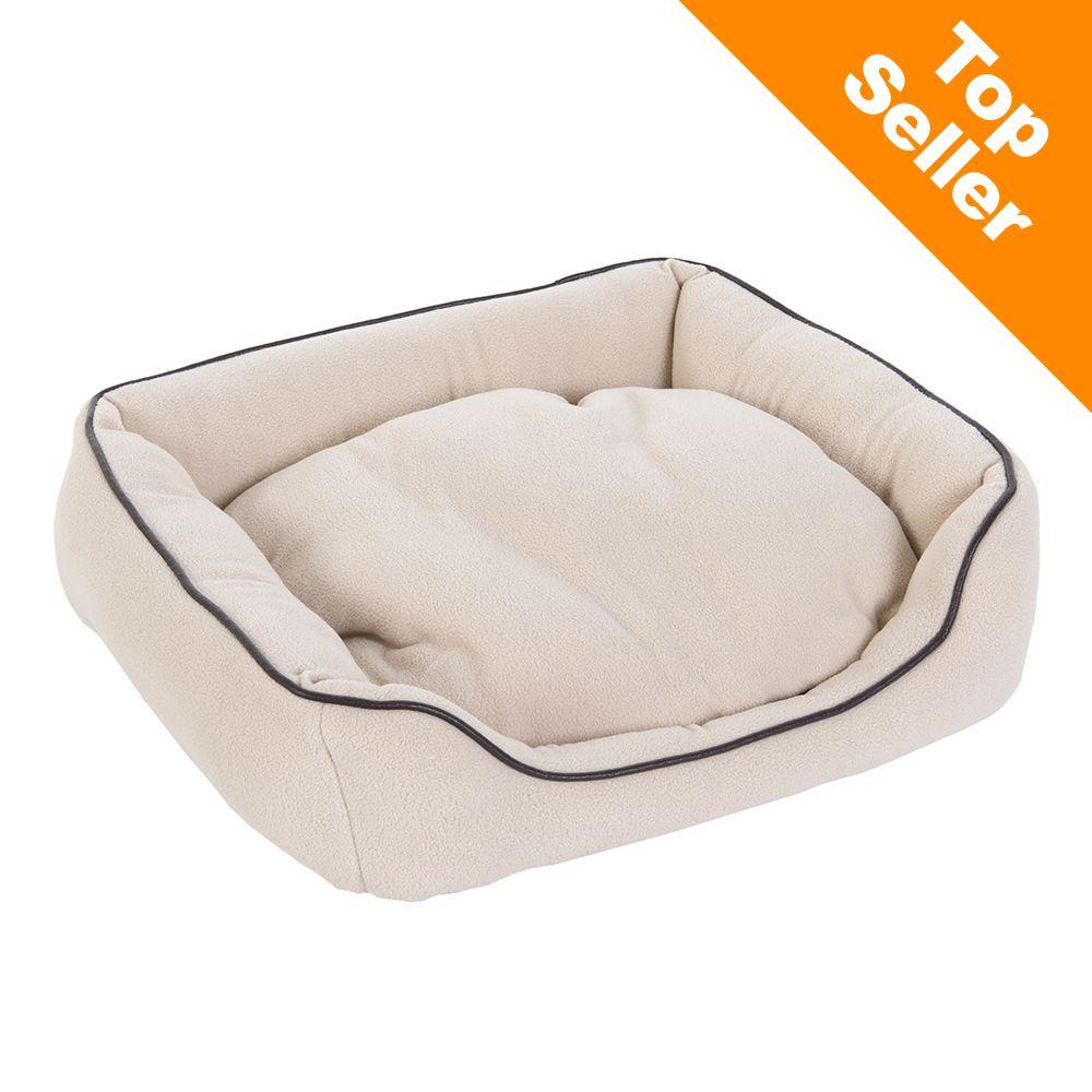 Vanilla kattbädd / hundbädd - L 50 x B 45 x H 12 cm
