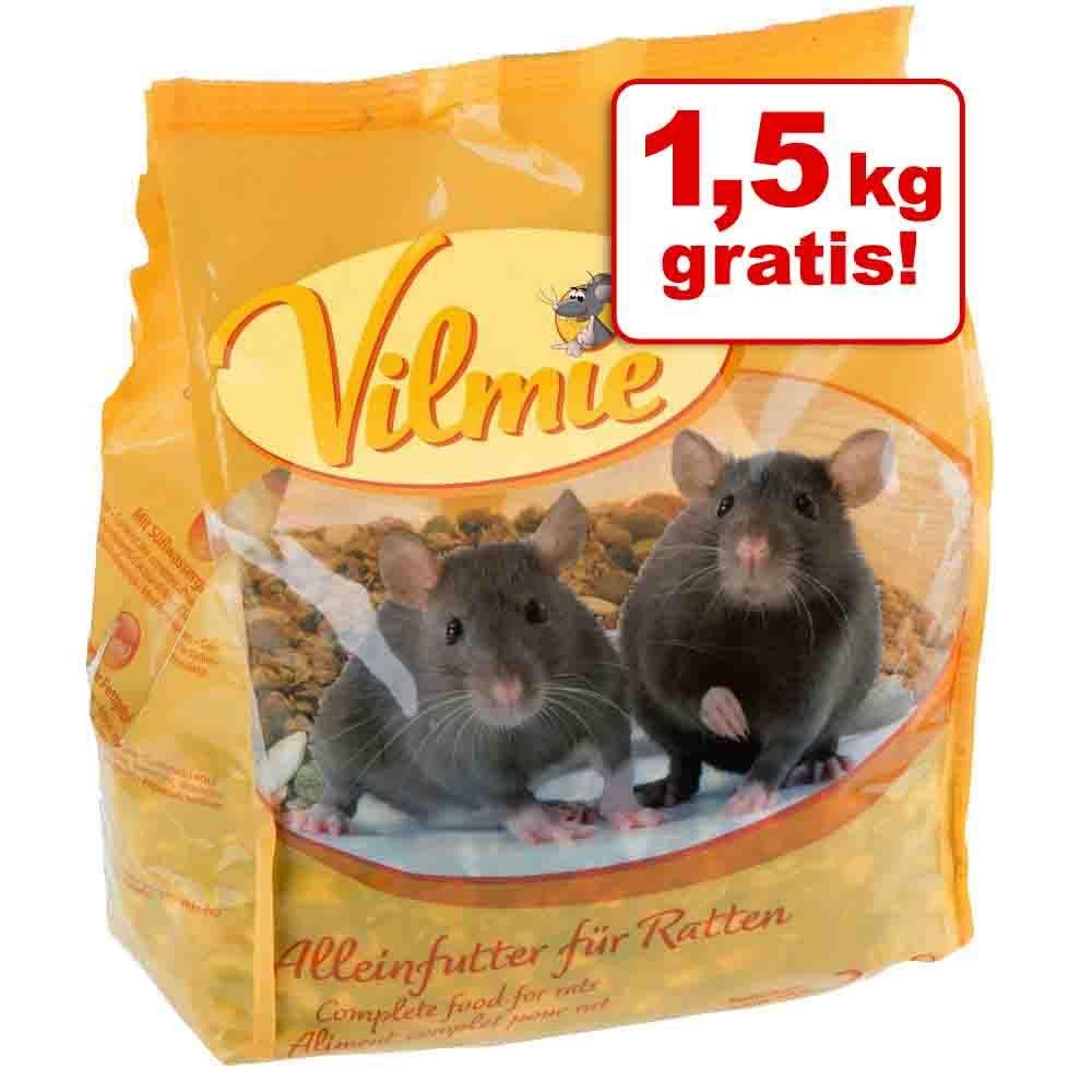8,5 kg + 1,5 kg gratis! Vilmie Premium dla szczurów - 10 kg