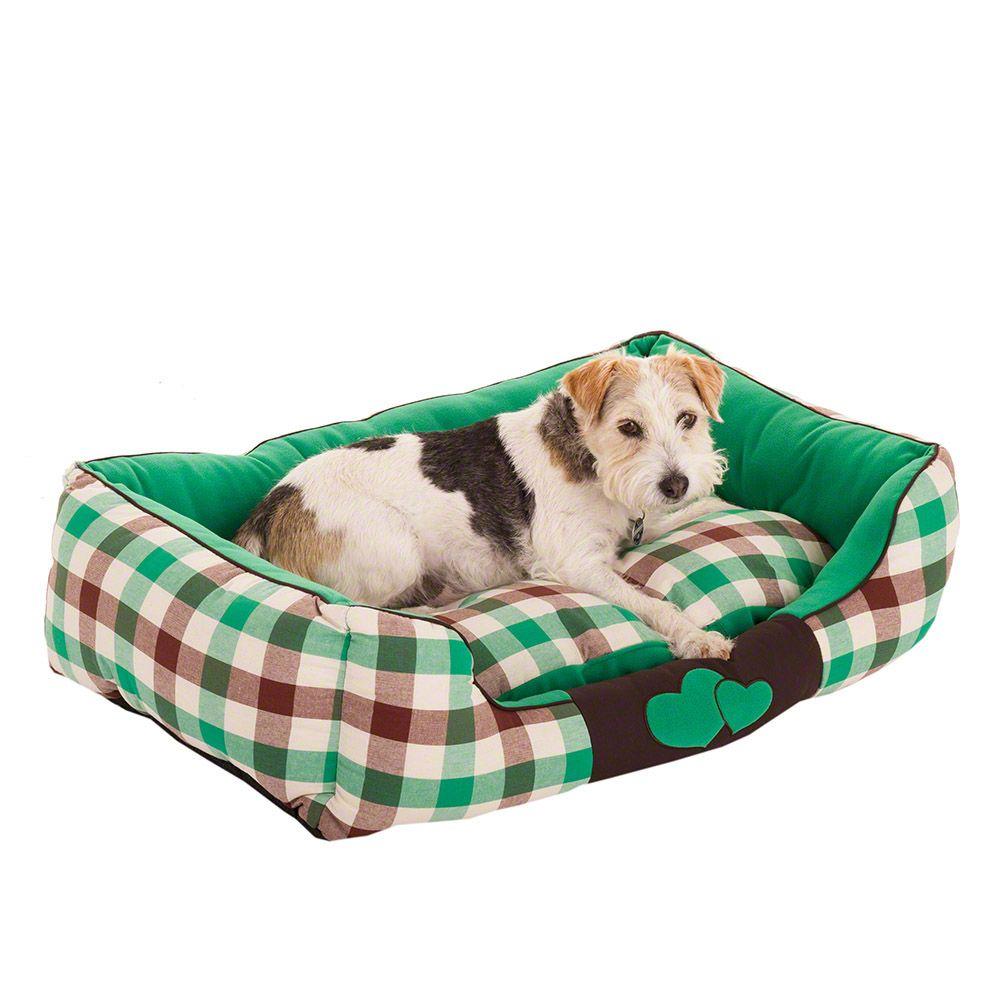 Legowisko dla psa Sweet Dreams - Dł. x szer. x wys.: 90 x 60 x 23 cm