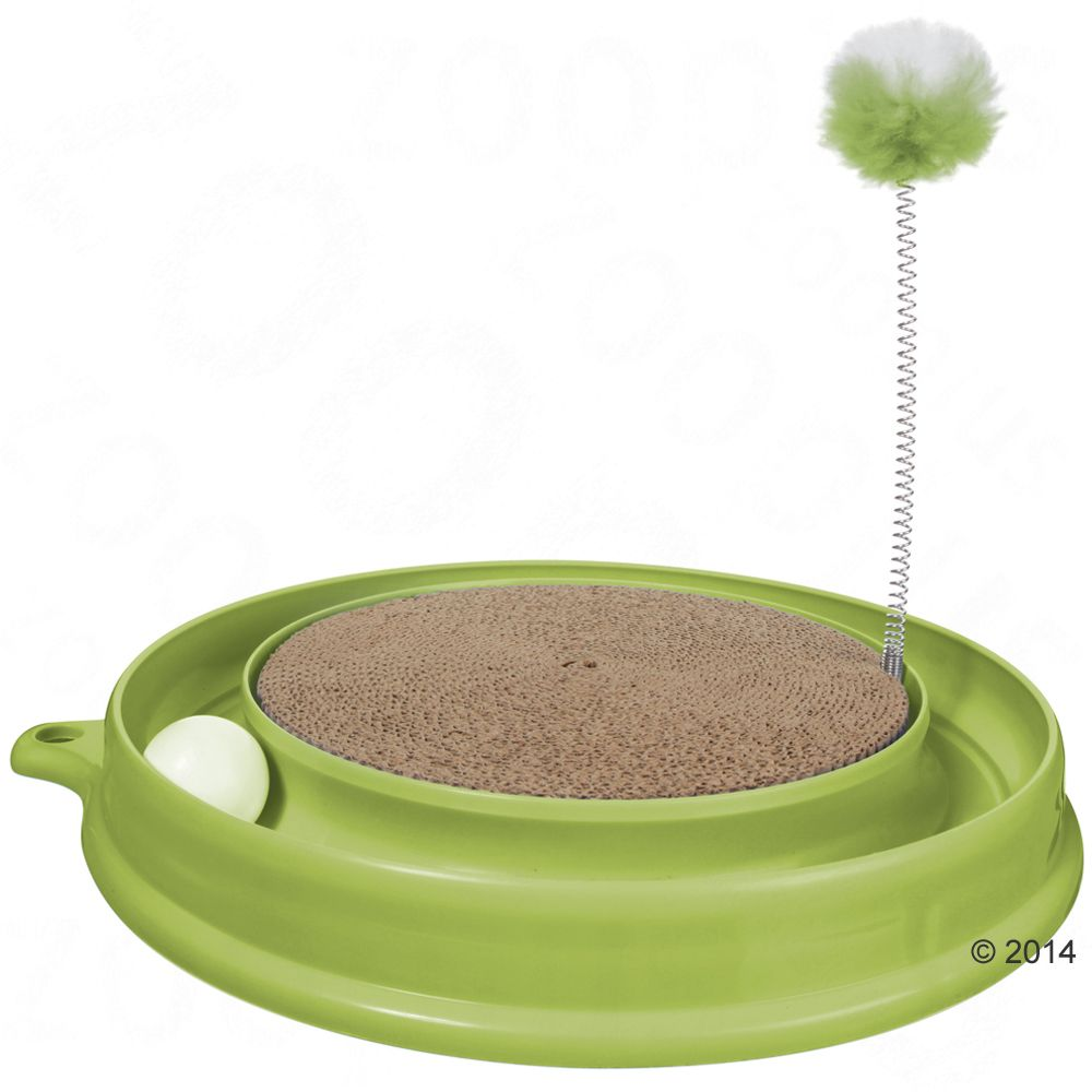 Jouet Hagen Catit Play-N-Scratch pour chat - 1 griffoir de rechange