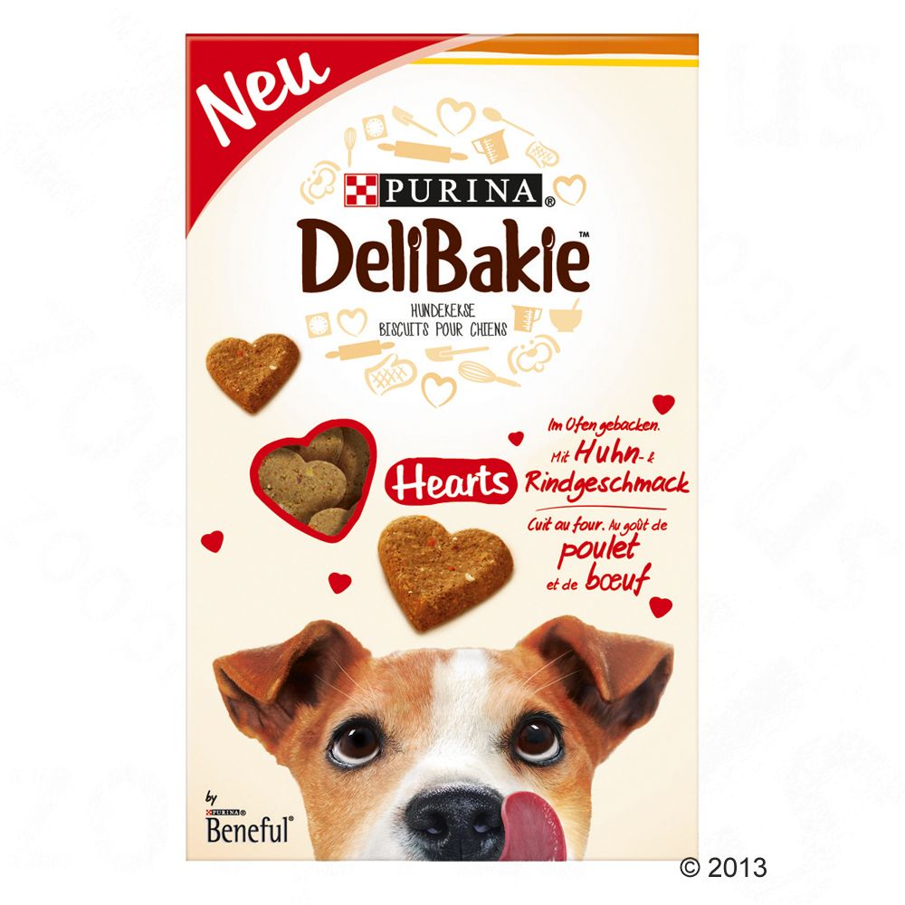 Purina DeliBakie Hearts -