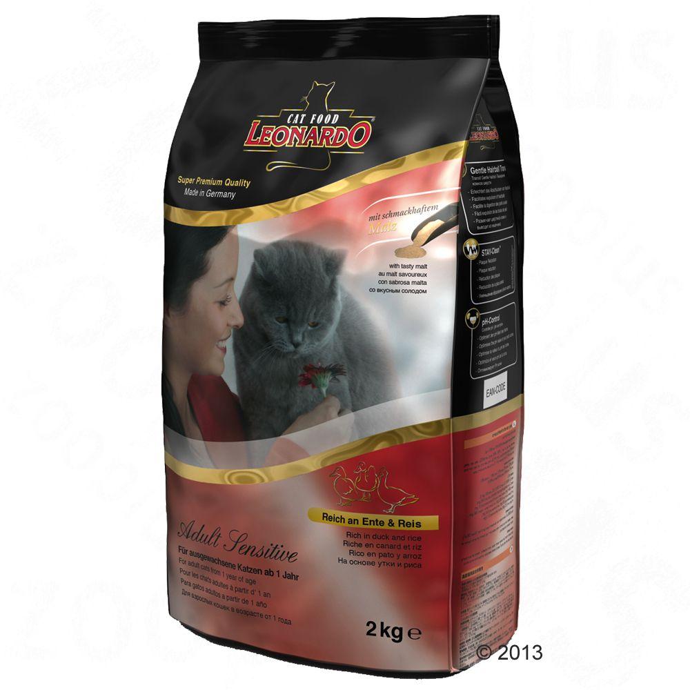 Leonardo Adult Sensitive Ente & Reis – 2 kg