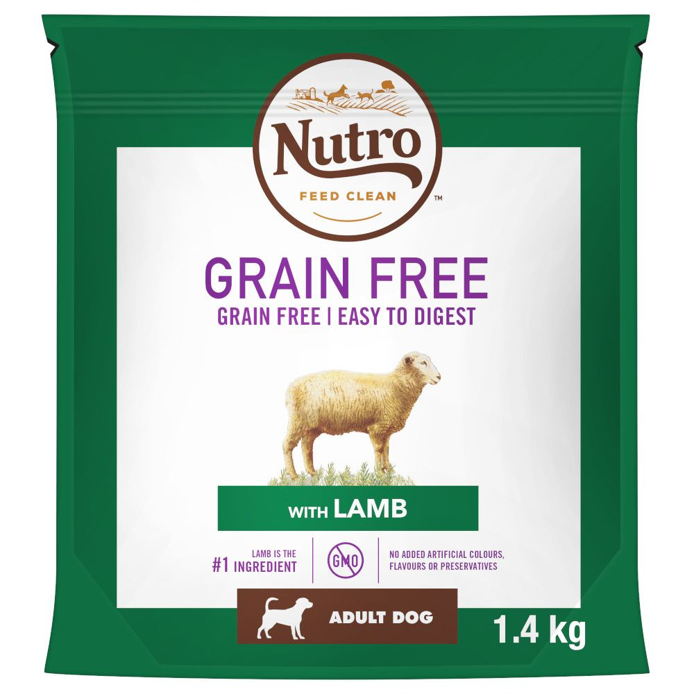 Dog Grain-Free Adult Lamb Dry Dog Food