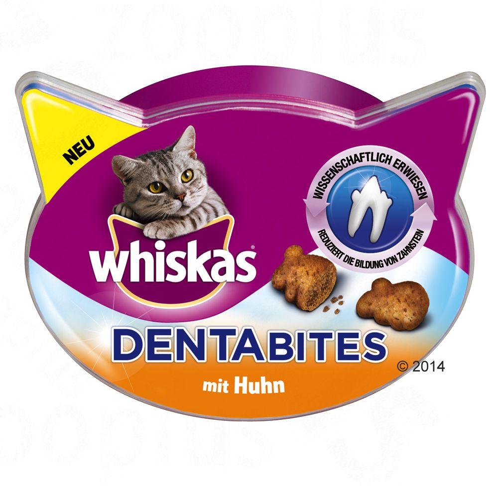 Whiskas Dentabites - Lachs 40 g