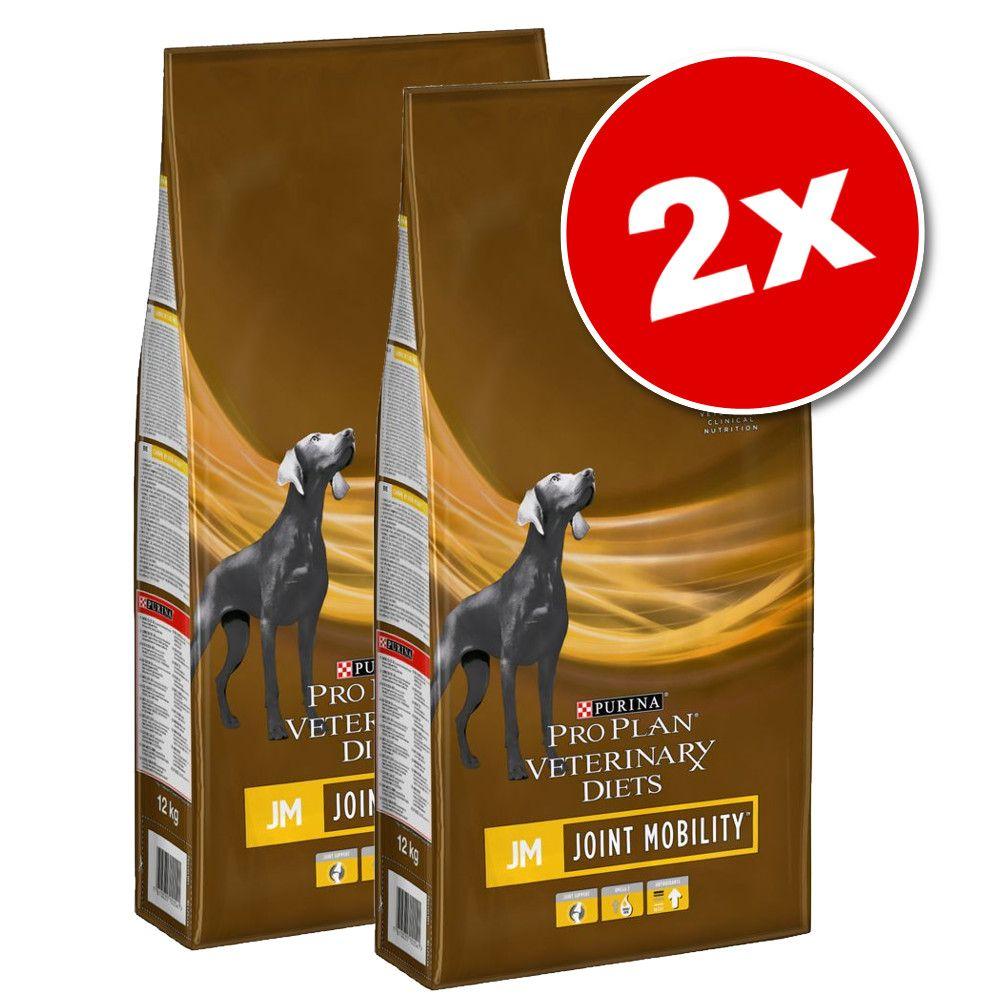 2x12kg OM Obesity Management Purina Veterinary Diets - Croquettes pour chien
