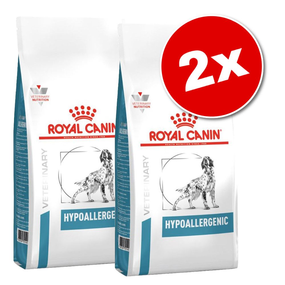Lot Royal Canin Veterinary Diet pour chien - Urinary S/O Small Dog (2 x 8 kg)