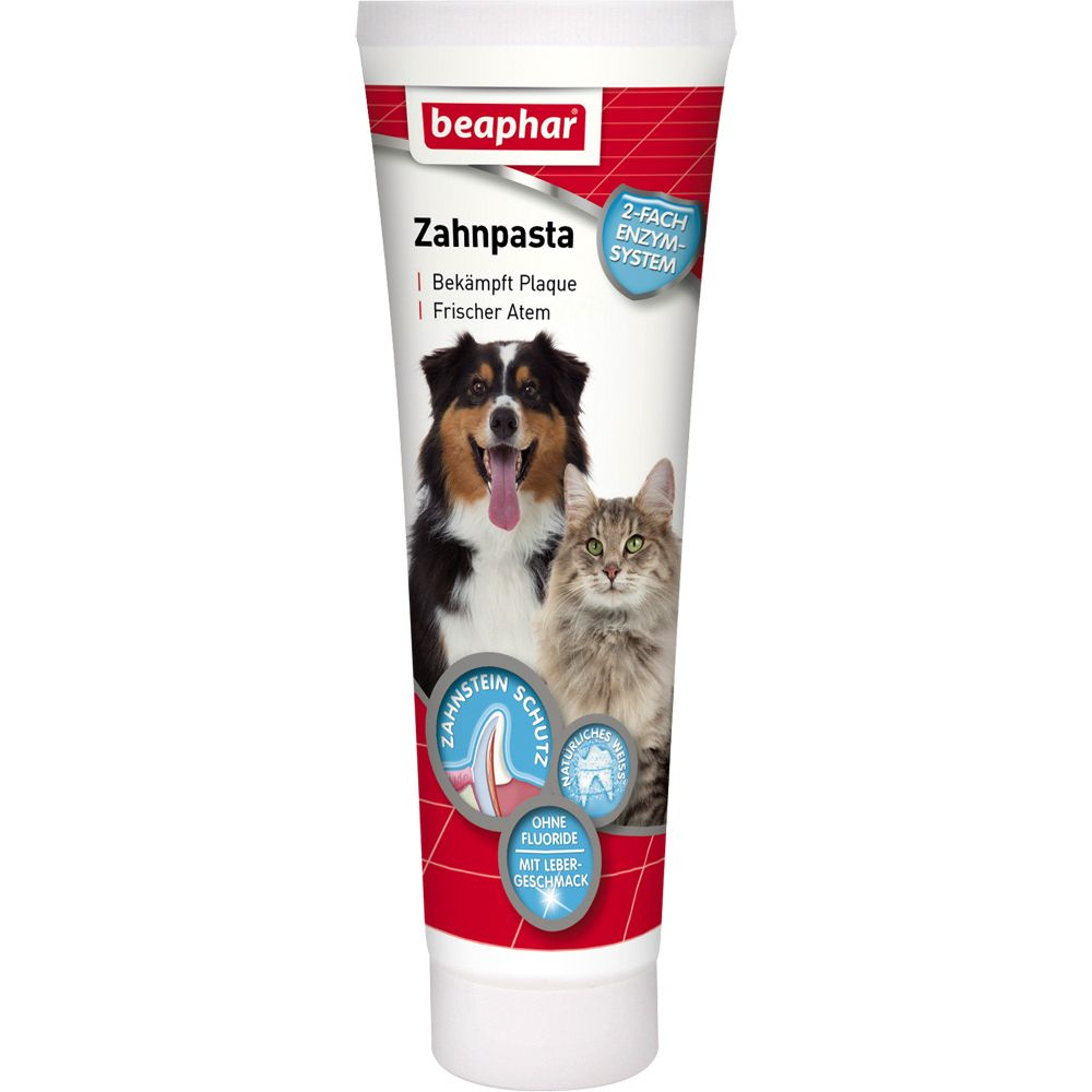beaphar Toothpaste for Dogs & Cats 3x100g