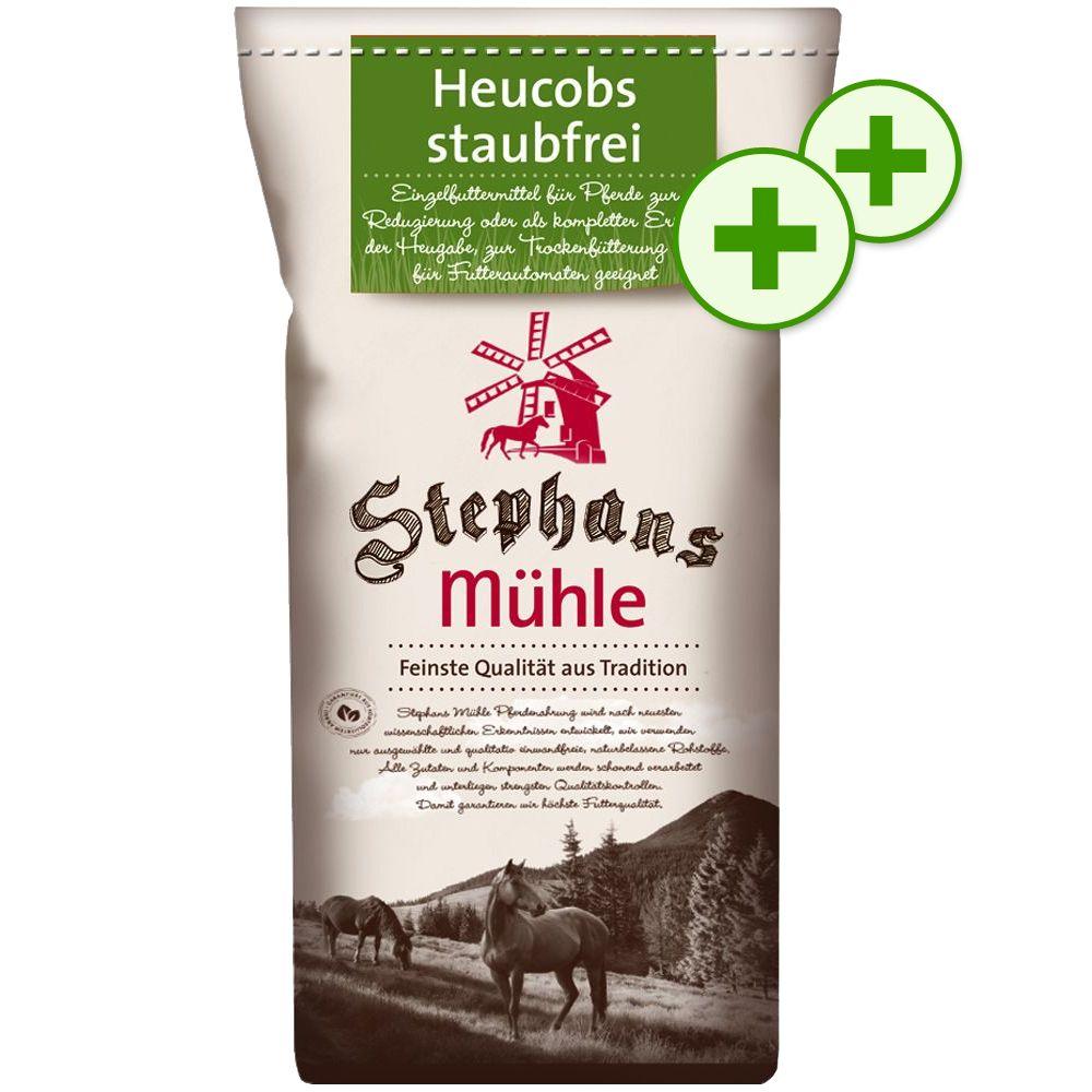 Foto Doppi Punti Fedeltà: Cibo per cavalli Stephans Mühle - Fieno in pellet senza polvere 25 kg