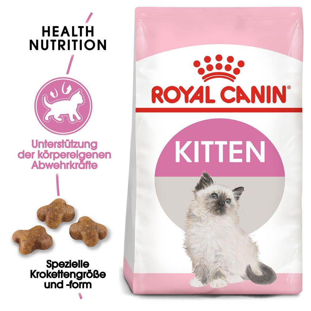 Bild von Royal Canin Kitten - als Ergänzung: 12 x 85 g Royal Canin Kitten in Gelee