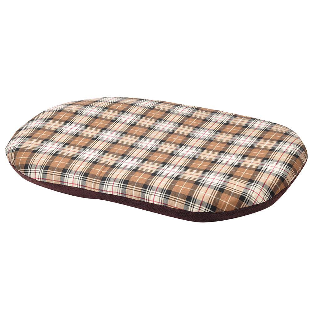 Aumüller Lindo Dog Cushion – Tartan - 89 x 57 x 8 cm (L x W x H)