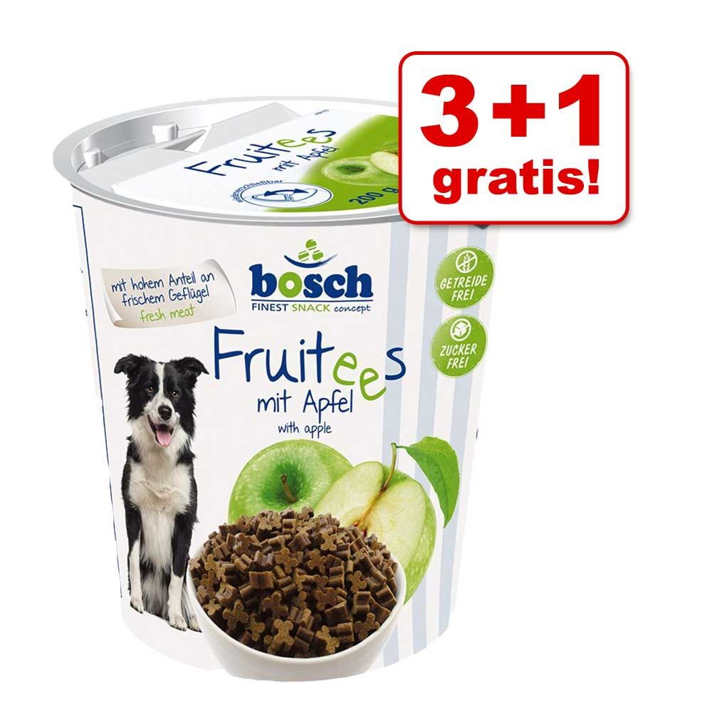 3 + 1 gratis! Bosch Fruit
