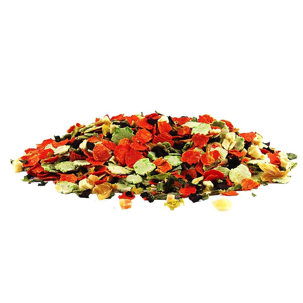 Dibo Gemüse-Frucht-Mix - Sparpaket 3 x 1 kg
