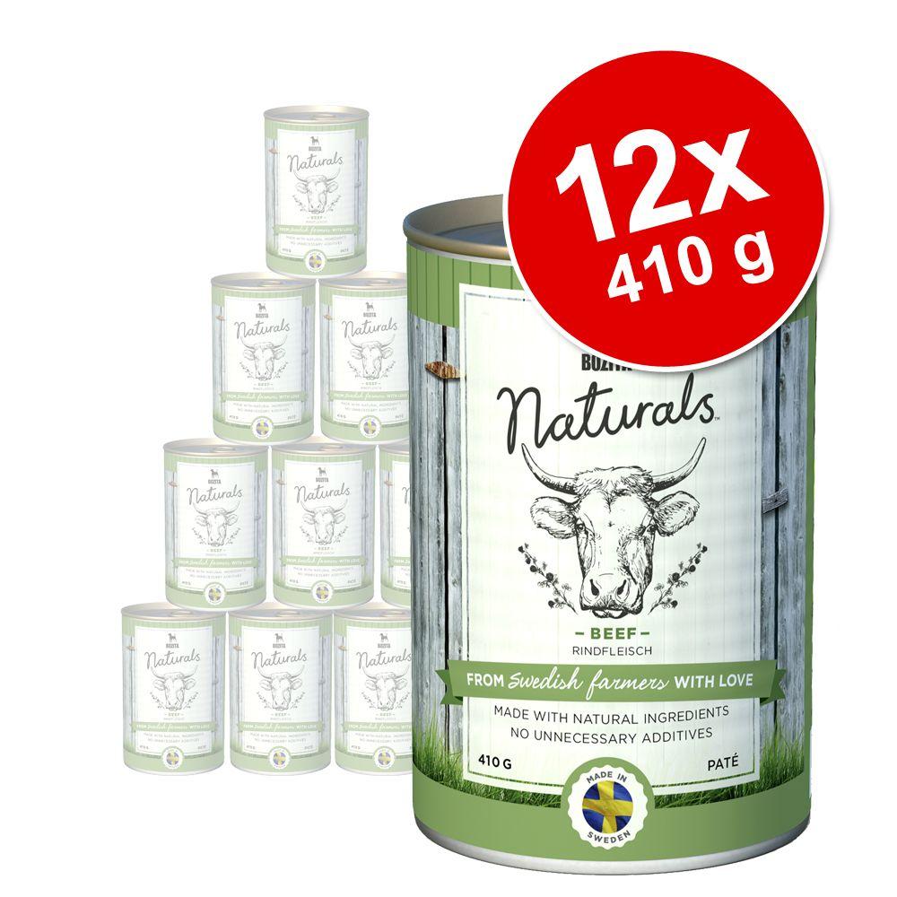 Bozita Naturals Pate 12 x 410 g - Rind