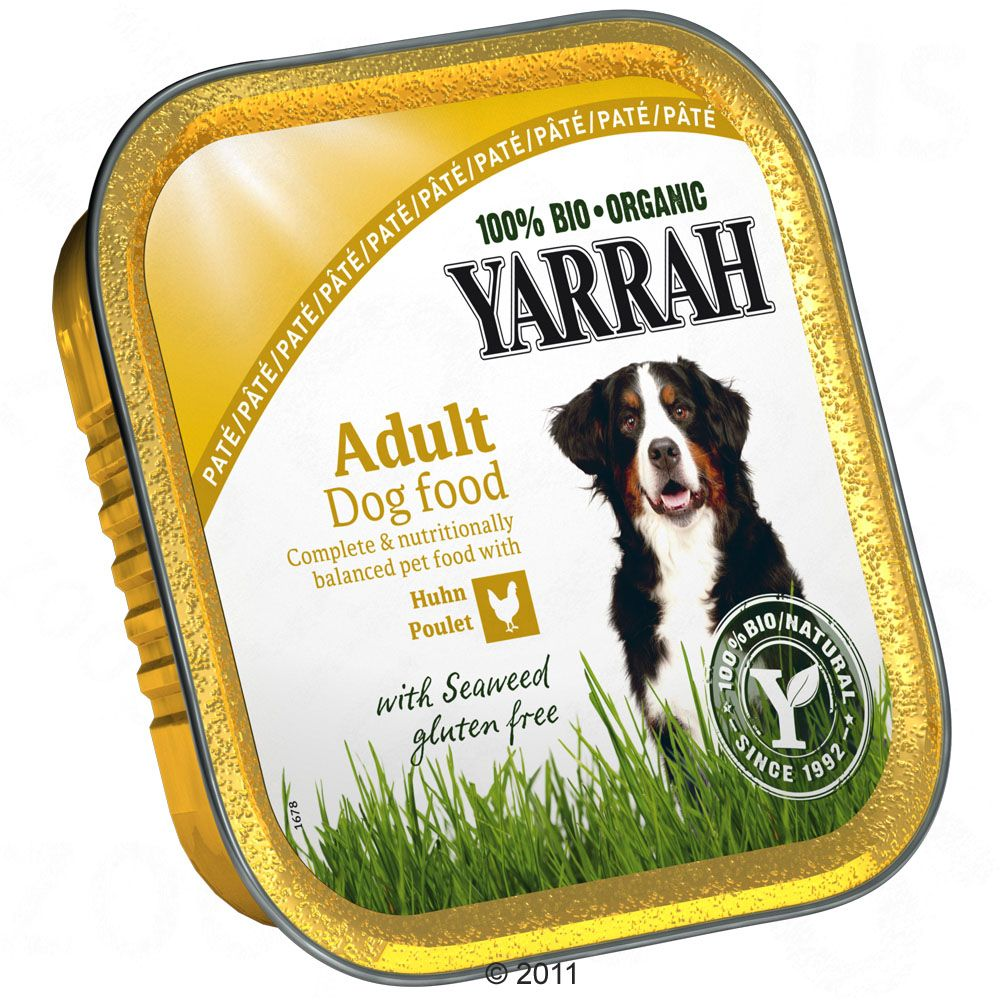 Yarrah Bio Wellness Pâté,