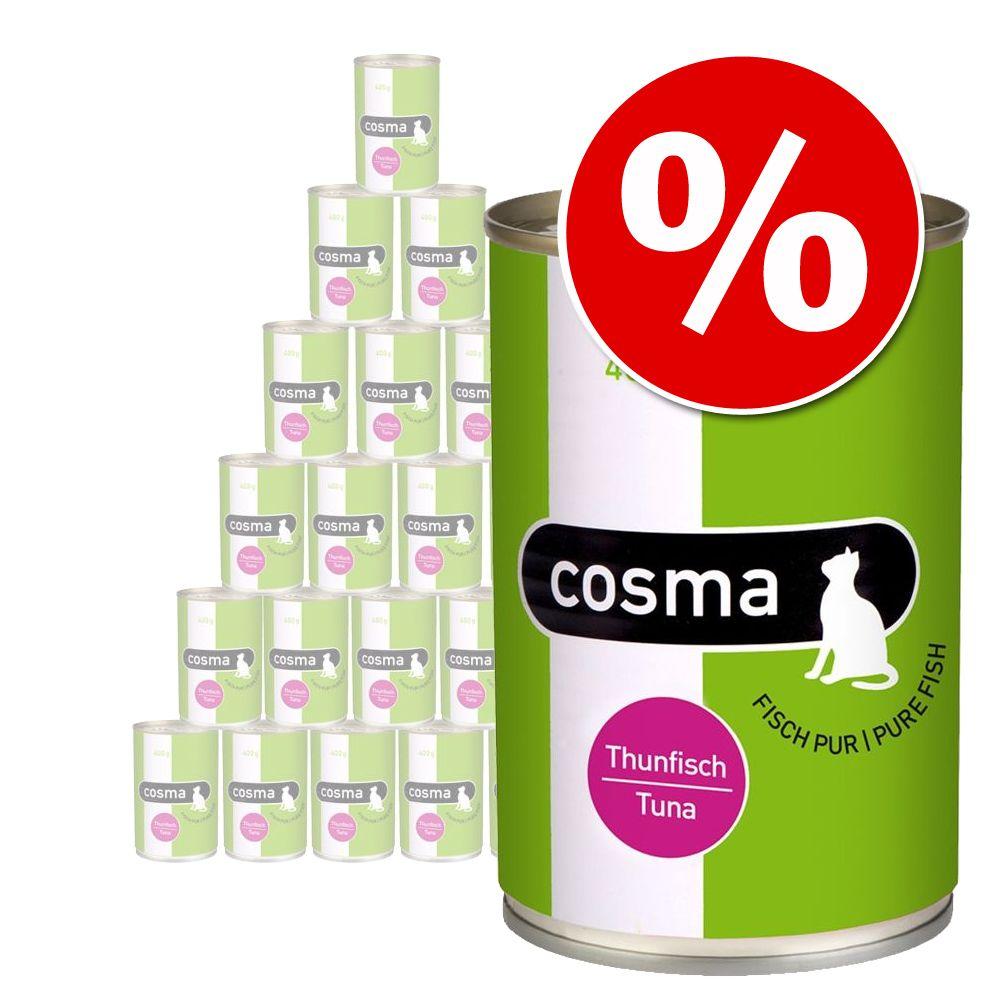 Sparpaket Cosma Original & Thai 24 x 400 g - Th...