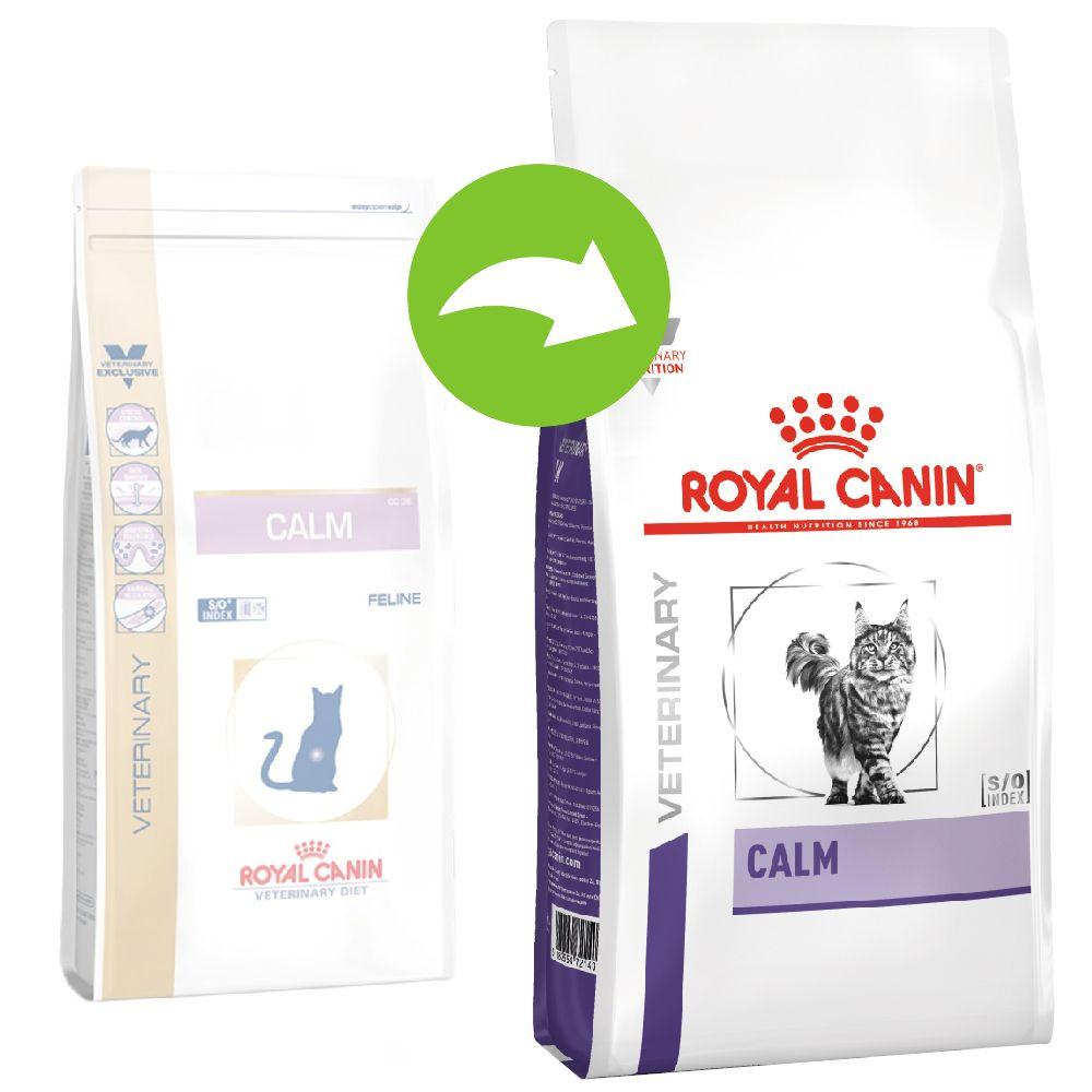 Royal Canin Veterinary Calm Cat - Ekonomipack: 2 x 4 kg