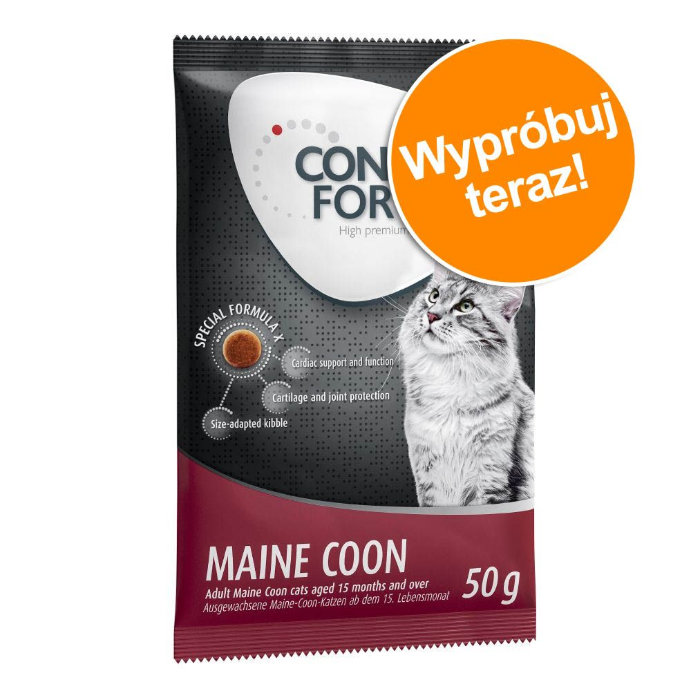 Concept for Life, opakowanie próbne, 50 g - Maine Coon Adult